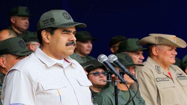 Presidente Maduro: Ni traidores ni vende patria detendrán mi juramento ante Chávez