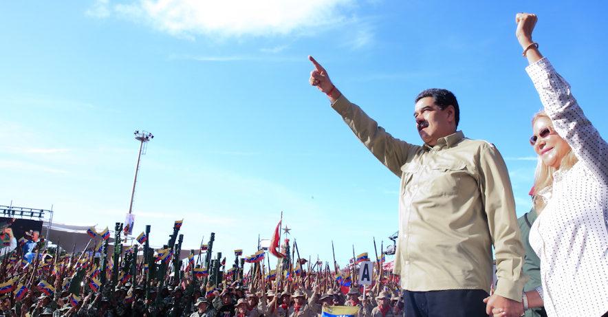 Presidente Maduro conmemoró Día de la Lealtad superando 3 millones de milicianos
