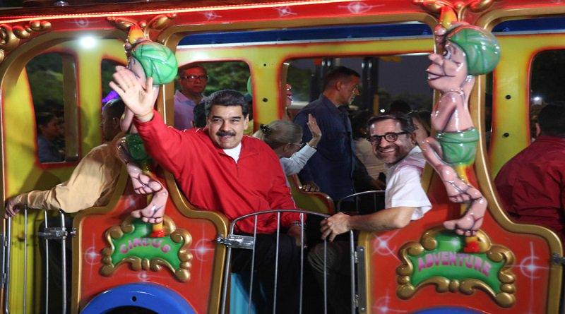 Jefe de Estado reinauguró Parque Recreacional Sur de Valencia