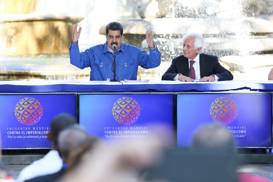 Presidente Maduro: EEUU debe investigar sobre dinero entregado a Guaidó