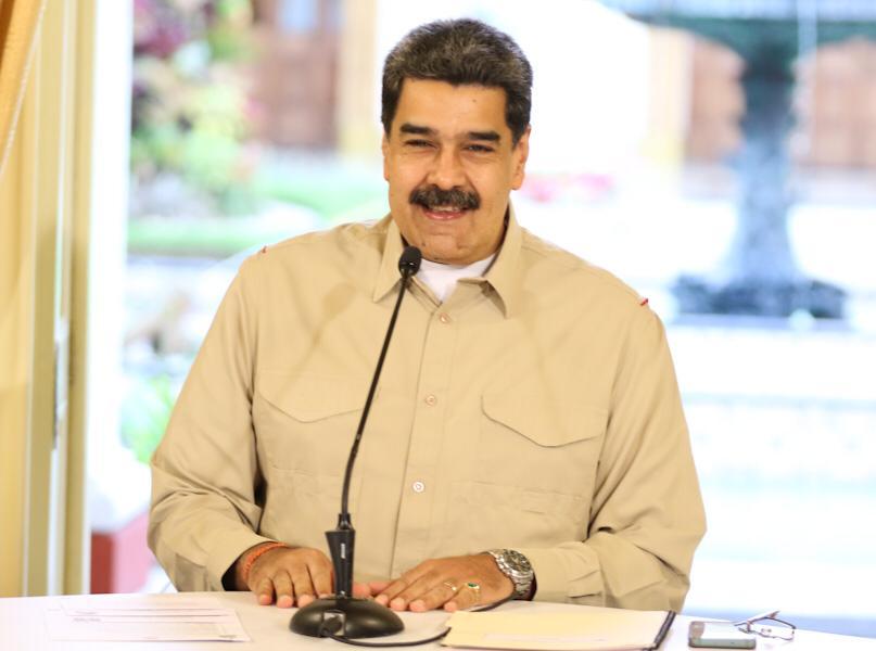 Presidente Maduro resaltó selección de miembros para designación del CNE