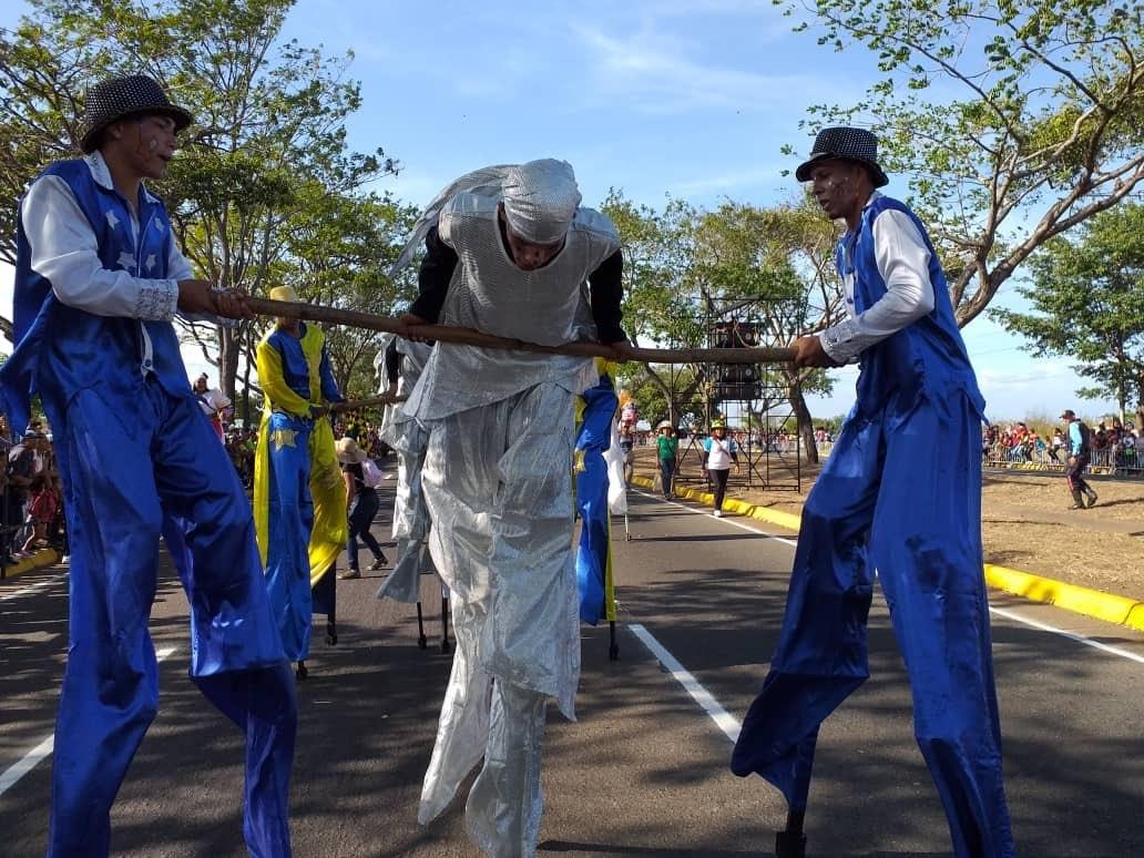 Presidente Nicolás Maduro reconoce labor de funcionarios en Carnavales Felices y Seguros 2020