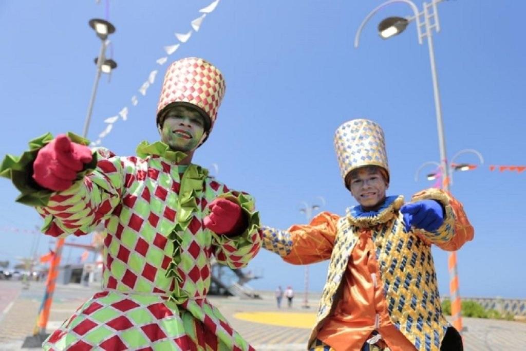 208 mil personas participan en XIX Festival Deportivo y Recreativo Carnavales 2020