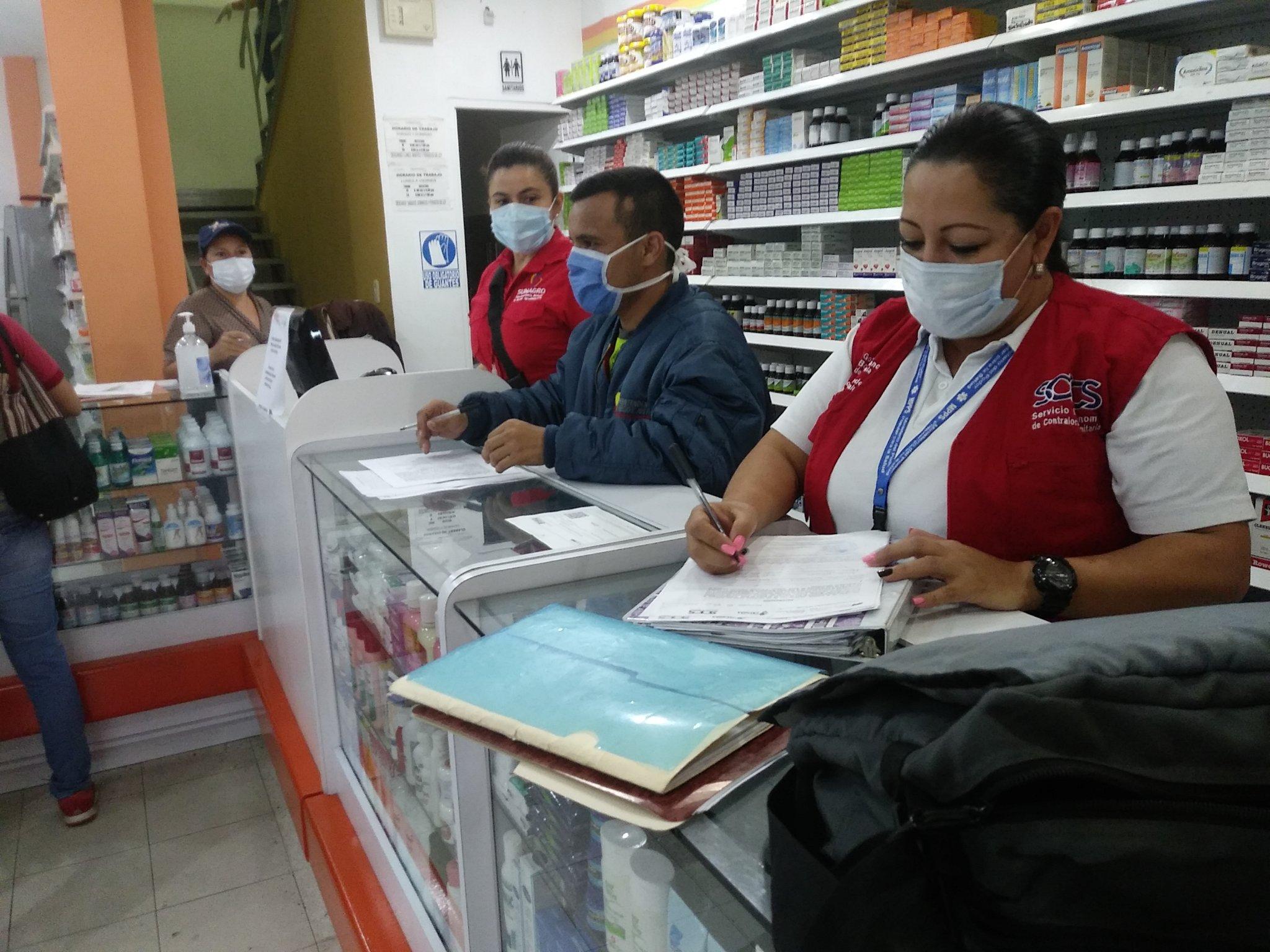 Sundde y Farmatodo acuerdan precios de medicamentos para tratamiento de Covid-19