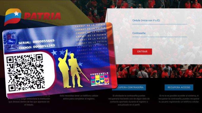 Este miércoles 8 de abril inicia entrega de bono Semana Santa 2020 por el sistema Patria