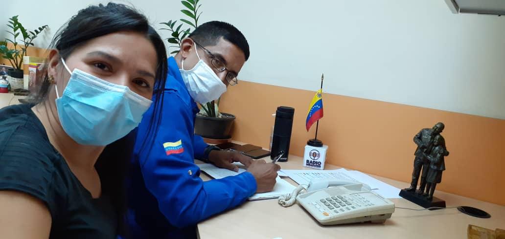 Ministro Villarroel reconoce actitud cívica en urbanismos de la GMVV ante pandemia por Covid-19