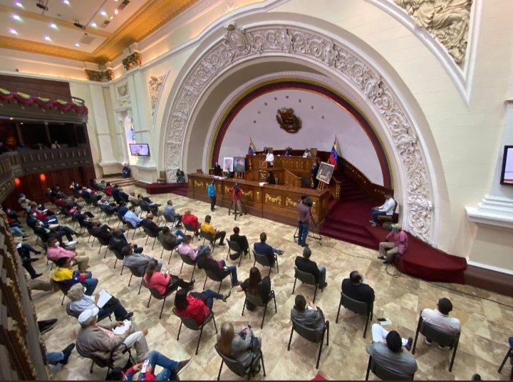 ANC aprueba Ley de Presupuesto para Ejercicio Económico y Financiero del año 2021