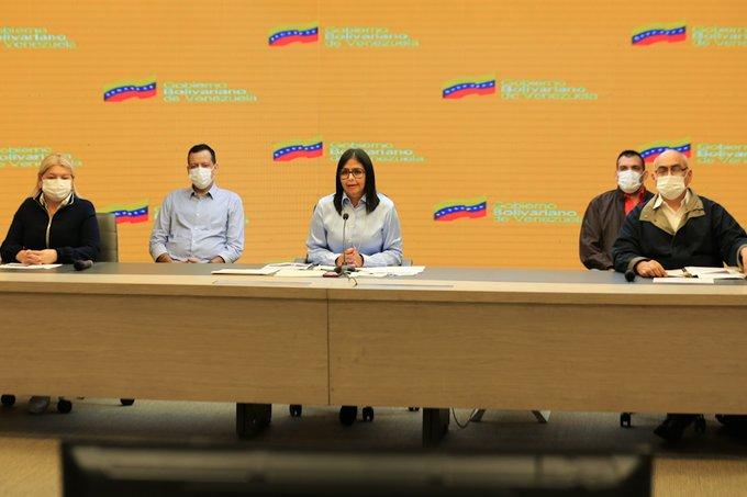 51 nuevos casos de Covid-19 elevan contagios en Venezuela a 1.510