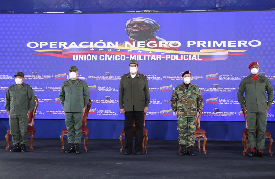 Jefe de Estado venezolano se solidariza con comunidad afroamericana de EEUU ante asesinato de Floyd