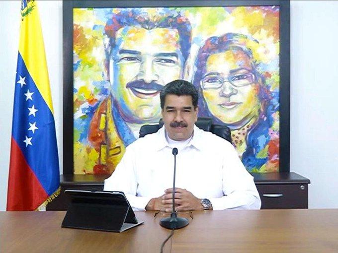 Presidente Maduro anunció 160 nuevos casos de transmisión comunitaria y 155 importados de Covid-19