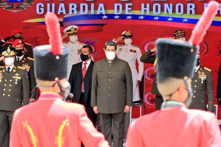 Comandante en Jefe de la FANB presidió ascensos de oficiales y tropas en el Cuartel 4F