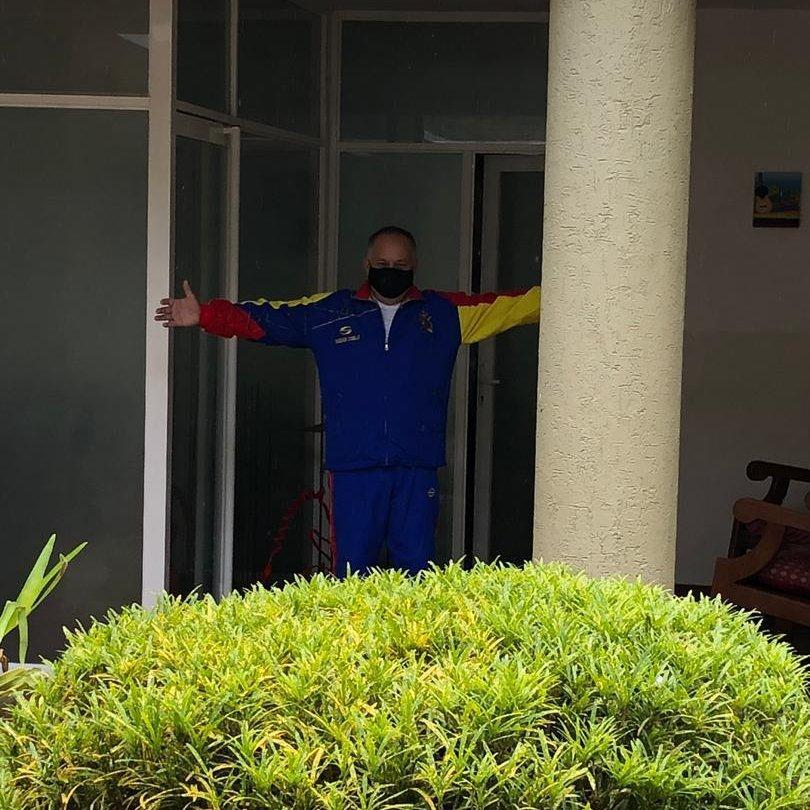 Diosdado Cabello de alta tras librar batalla contra Covid-19
