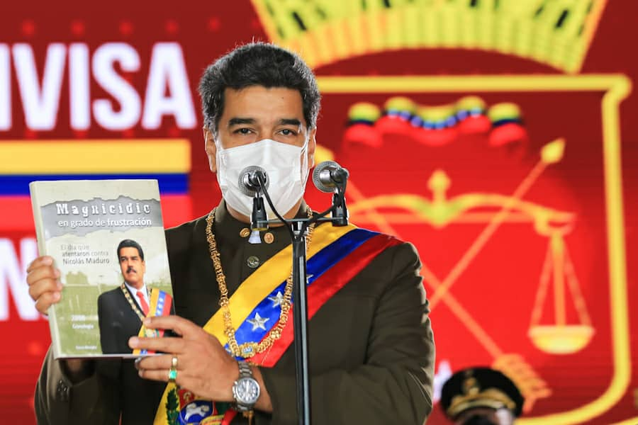 Presidente Maduro creará Superintendencia Nacional Antidrogas