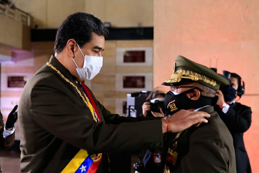Jefe de Estado asciende a Néstor Reverol al grado de General en Jefe de la GNB
