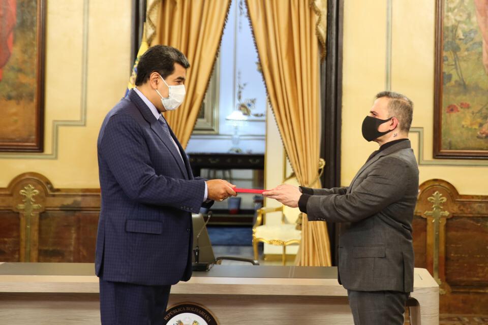 Poder Ciudadano entregó informe La verdad de Venezuela al Jefe de Estado