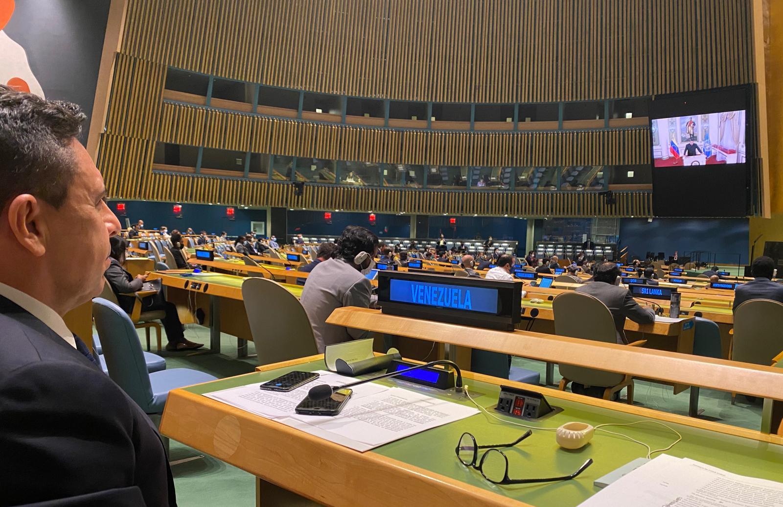 Presidente Maduro propone crear Fondo Rotatorio de Compras Públicas en Sistema de Naciones Unidas