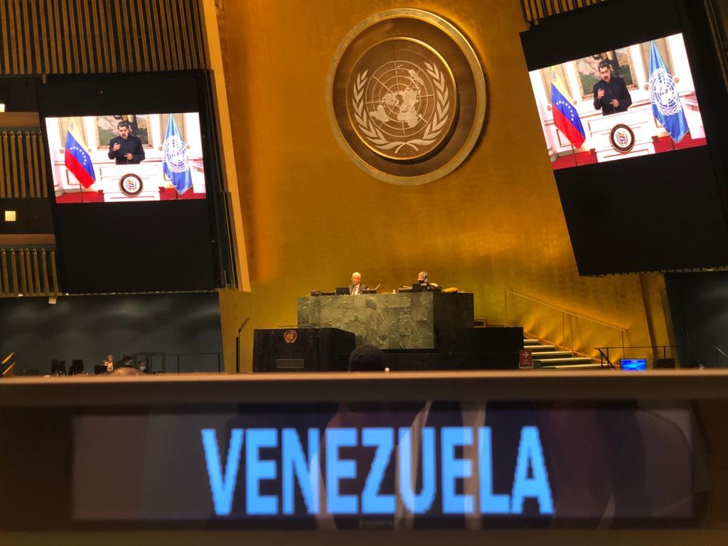 Jefe de Estado venezolano llamó a la comunidad internacional a brindar respuestas ante la Covid-19