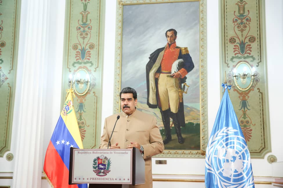 Presidente Maduro: Venezuela clama por un mundo multipolar que no se deje avasallar por quienes desean dominarlo