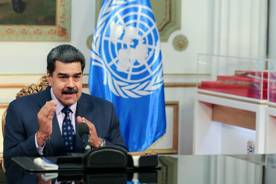 Venezuela instó a la ONU a buscar una fórmula de financiamiento para países afectados por medidas coercitivas