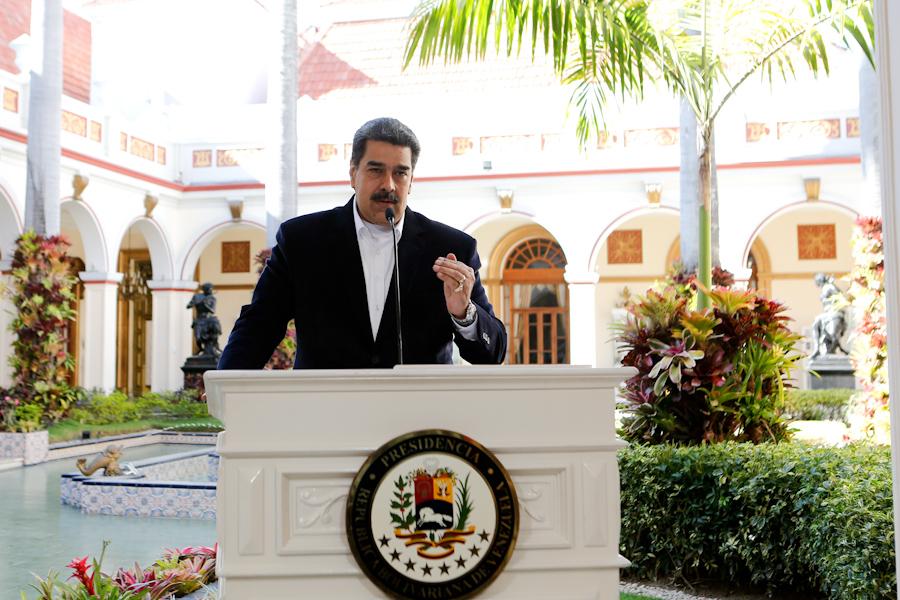 Jefe de Estado venezolano ratificó compromiso de Agenda 2030 y protección a la población