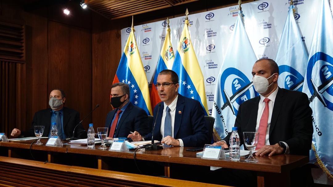 Informe La verdad de Venezuela se entregará a organismos internacionales