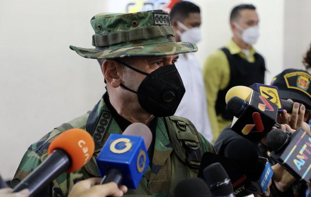 FANB desplegada en las ocho regiones estratégicas de Defensa Integral