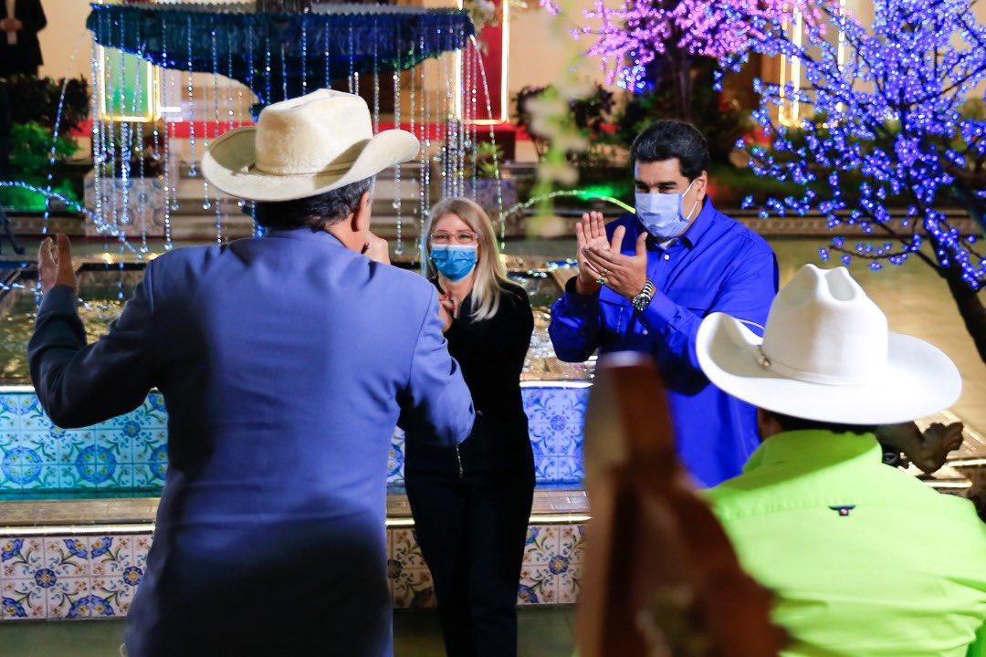 Presidente Maduro agradeció mensajes y buenos deseos por su cumpleaños