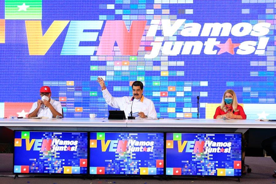 Presidente Maduro: En Venezuela se produce la gasolina que requiere el país