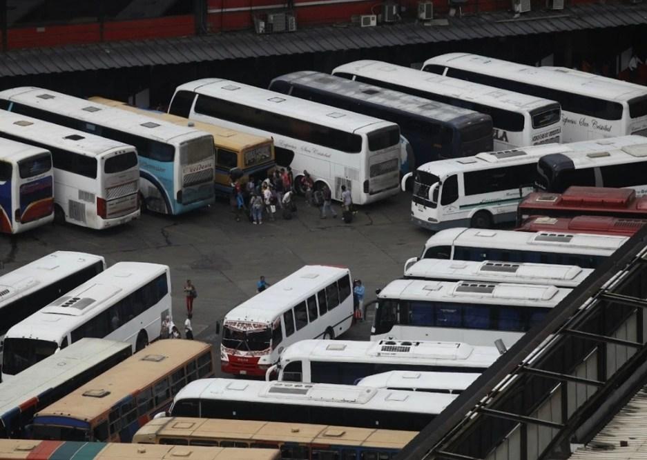 Presidente Maduro autorizó apertura de terminales del país e inicio de rutas interurbanas