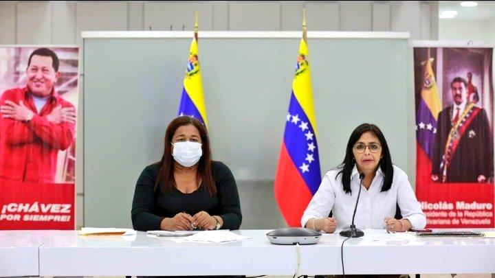 Vicepresidenta Ejecutiva llama a impulsar la Ciudad Comunal
