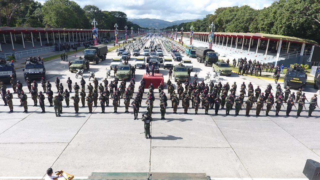 Más de 108 mil funcionarios de seguridad ciudadana se desplegarán en todo el país