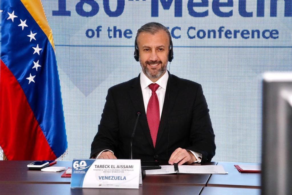 Venezuela reitera compromiso de cooperación energética con países de la OPEP