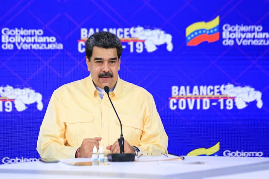 Primer Mandatario presentó antiviral Carvativir ante Venezuela y el mundo