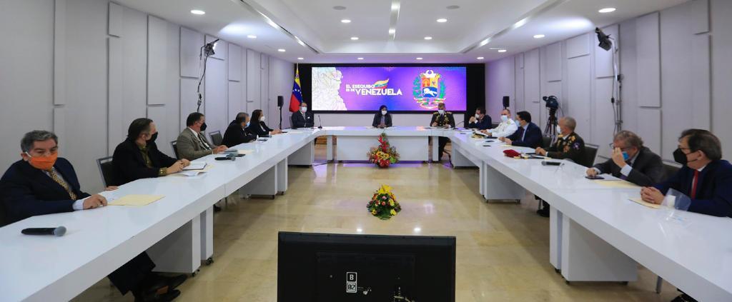 Ejecutivo Nacional y AN trabajan de la mano en defensa del Esequibo