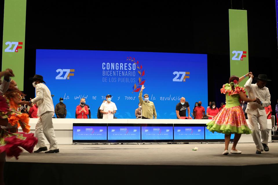Congreso Bicentenario de los Pueblos del Mundo está previsto para el mes de junio