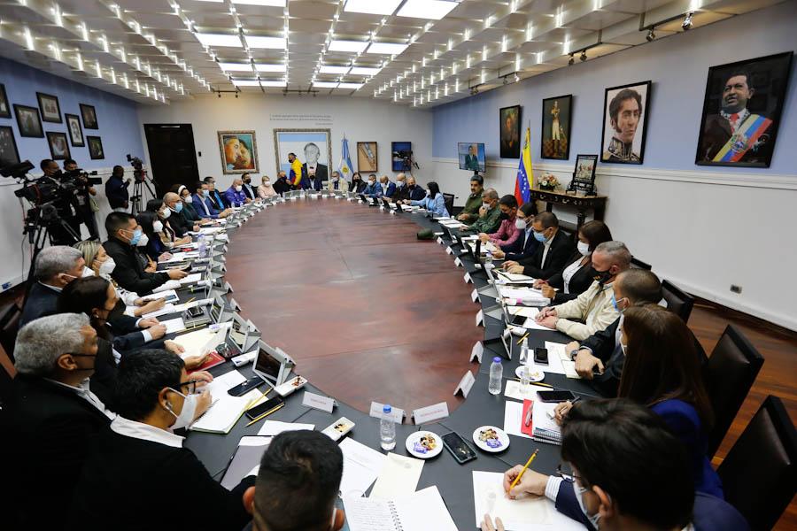 Presidente Maduro ordenó fortalecer capacidad de reacción de Cuadrantes de Paz para proteger a la mujer
