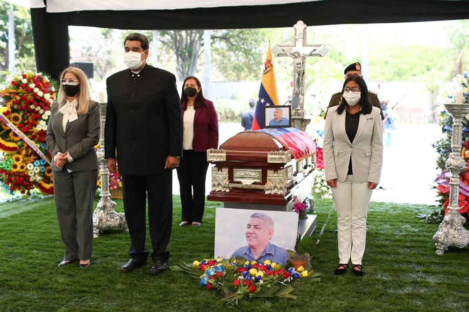 Presidente Nicolás Maduro resaltó trabajo por la Pachamama del ministro Oswaldo Barbera