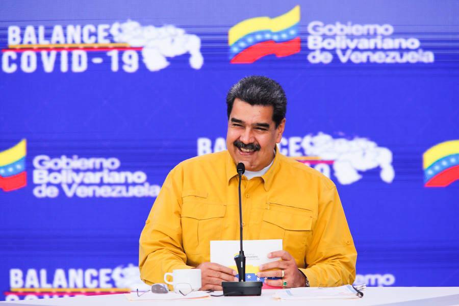 Presidente Maduro ordena plan especial para embellecimiento de Caracas