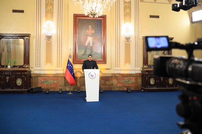 Presidente Maduro destacó carácter patriota que debe asumir el pueblo junto a la FANB
