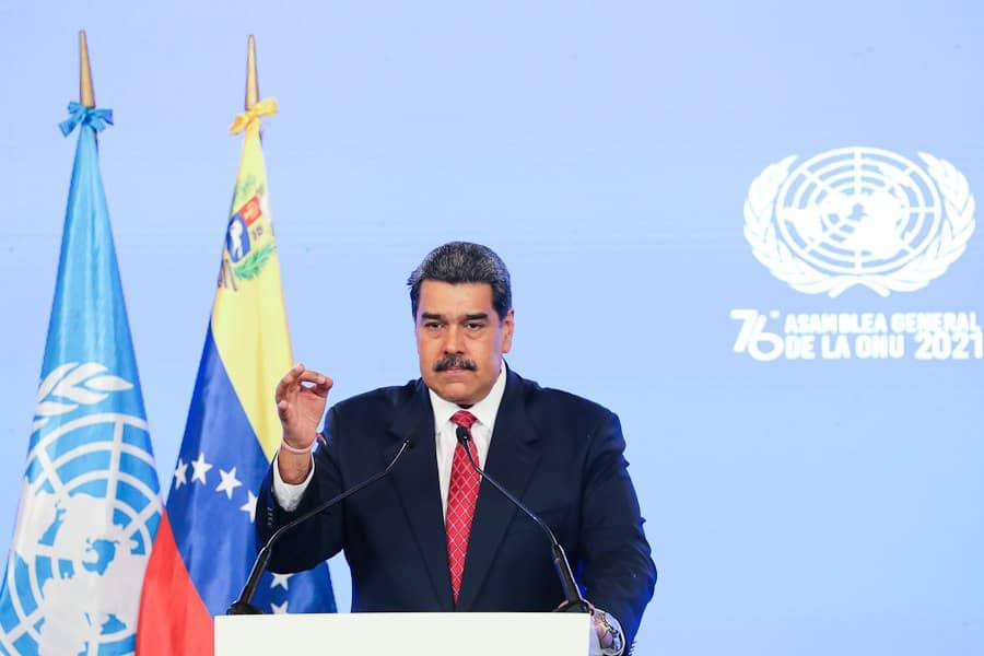 Presidente Maduro solicita a la ONU involucrarse más en proceso de diálogo en México